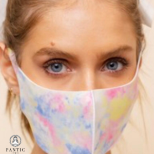 Adult Mask Multi Tie Dye