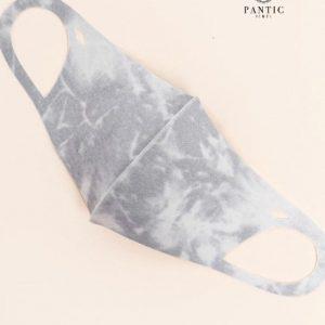 Adult Mask Mirawave Grey Tie Dye
